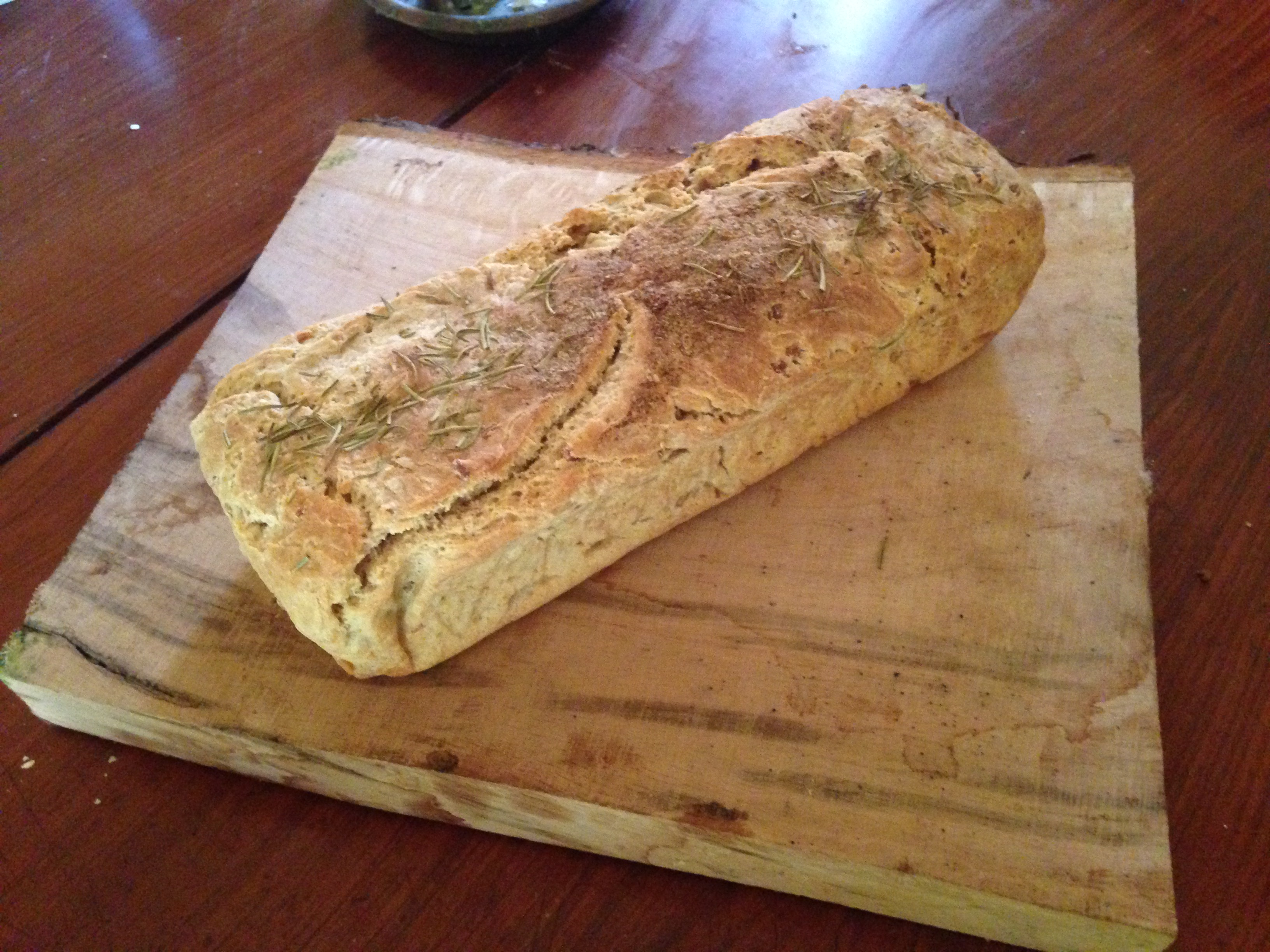 Sour Dough Bread (Pane a Pasta Madre)